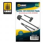 1-35-Sd-Kfz-221-222-223-Tools