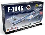 1-48-F-104-G-STARFIGHTER-Spanish-Canadian-Italian-Greek-Norwegian-Turkish-versions