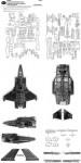 1-48-Mask-F-35A-Lightning-II-Fighter-RAM-PANELS