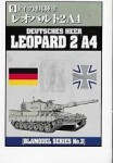 RARE-1-144-Leopard-2-A4-German-SALE