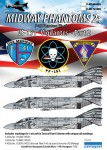 1-72-Midway-Phantoms-2-McDonnell-F-4S-Phantoms-IIs-of-VF-151-Vigilantes-Part-2