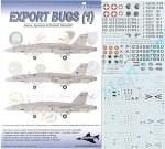 1-72-Export-McDonnell-Douglas-F-A-18C-F-A-18D-Hornets-