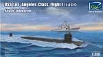 1-350-USS-Los-Angeles-Class-Flight-I-688-Attack-submarine
