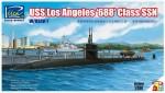 1-350-USS-Los-Angeles-688-Class-SSN-w-DSRV-1-3in1