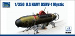 1-350-U-S-Navy-DSRV-1-Mystic-2-x-kits-in-box