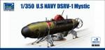 1-350-U-S-Navy-DSRV-1-Mystic-2-x-kits-in-box