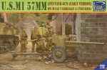 1-35-US-M1-57mm-Anti-Tank-Gun-Early-Version-on-M1A3-Carriage-5-Figures