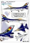 1-48-General-Dynamics-F-16AM-Falcon-FA-84-Solo-Display-2012-2013-Belgian-Air-Force