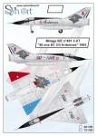 1-48-Dassault-Mirage-IIIE-3-XT-50-years-EC-3-3-Ardennes-1993-The-squadron-Ardennes