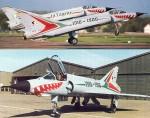 1-48-2x-Dassault-Mirage-IIIE-Regent-Papa-70-years-EC2-4-La-Fayette-1916-1986