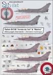 1-48-Dassault-Rafale-B-C-M-standards-marks-Armee-de-lAir-and-Marine-+-weapons