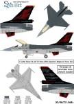 1-72General-Dynamics-F-16AM-Falcon-FA-68-70-Ans-350-Sqn-2011-+-Stencils-
