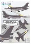 1-72-F-16AM-Falcon-FA-131-Solo-Display-2007-2008-Belgian-AF