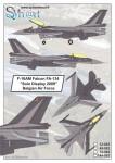 1-72-F-16AM-Falcon-FA-134-Solo-Display-2009-Belgian-AF