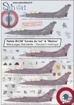 1-72-Dassault-Rafale-B-C-M-standards-marks-Armee-de-lAir-and-Marine-+-weapons
