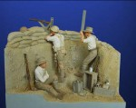 1-35-WW1-Australian-Sniper-Gallipoli-Vignette-with-trench-section