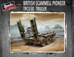 RARE-1-35-British-TRCU30-Trailer-30t