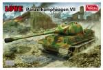 1-35-Panzerkampfwagen-VII-Lowe