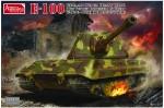 1-35-German-Super-Heavy-Tank-E100