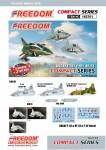 Northrop-F-5E-F-5F-RF-5E-Tiger-Compact-Series-Include-3-Kits