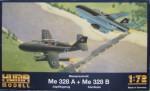 1-72-Messerschmitt-Me-328A-Jagdflugzeug-AND-Messerschmitt-Me-328B