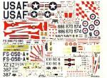 1-72-F-84G-Thunderjet-USAF-Hawk-T1-+-Jaguar-GR1-RAF-A-4G-Skyhawk-RAN-Puma-Armee-de-lAir
