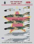 RARE-1-48-USAF-Phantom-MiG-Killers-Part-I-SALE