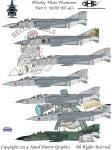 RARE-1-48-Phlashy-Photo-Phantoms-Part-I-USAF-RF-4Cs-SALE
