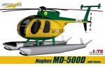 1-72-Hughes-MD-500D-with-floats-