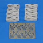 1-48-Boeing-B-29-Superfortress-Exhaust-and-Supercharger-UPDATE-Set
