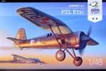 1-48-PZL-P-11c-Expert-Set-4x-camo