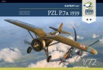 1-72-PZL-P-7a-Expert-Set-1939-Includes-plastic-PE-decal-Cartograf-mask