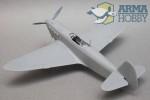 1-72-Yakovlev-Yak-1b-Model-Kit