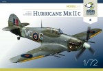 1-72-Hurricane-Mk-IIc-Model-Kit-2x-camo