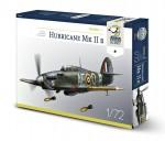 1-72-Hurricane-Mk-IIb-Model-Kit-2x-camo