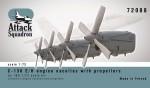 1-72-Lockheed-C-130E-H-engine-correction-set-for-Italeri-kit