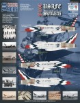1-48-F-100C-USAFE-Skyblazers-1956-59-or-1961-62-schemes-Include