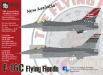 1-48-Lockheed-Martin-F-16C-100-Years-of-Flying-Fiends