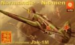 1-72-Jak-1M-NORMANDIE-NIEMEN