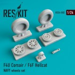 1-24-F4U-Corsair-F6F-Hellcat-NAVY-wheel-set-AIRF