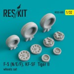 1-32-F-5-N-E-F-KF-5F-Tiger-II-wheel-set-HAS
