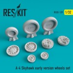 1-32-A-4-Skyhawk-early-version-wheels-set