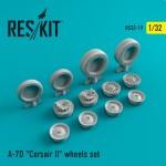 1-32-A-7-Corsair-II-D-wheels-set