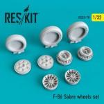 1-32-F-86-Sabre-wheels-set