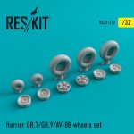 1-32-Harrier-GR-7-GR-9-AV-8B-wheels-set