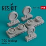 1-48-T-2C-Buckeye-wheels-set-SP-HOBBY