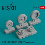 1-48-F-8-Crusader-Type-2-wheels-set-EDUHASREV