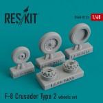 1-48-F-8-Crusader-Type-2-wheels-set-EDUHASREV