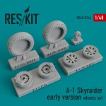 1-48-A-1-Skyraider-early-wheels-set-HASTAMREV