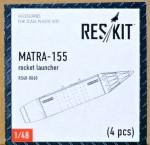 1-48-Matra-155-rocket-launcher-4-pcs-